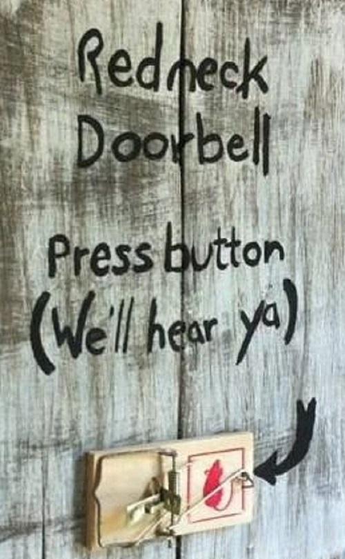 The Redneck Doorbell