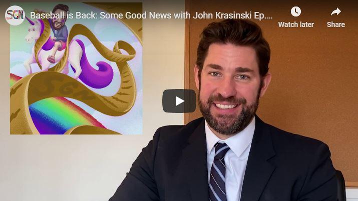 Some Good News with John Krasinski