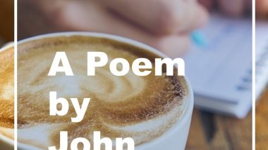 The Invention, a poem by John Kremer