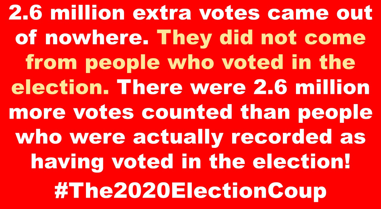 2.6 Million Votes Too Many