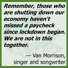 Van Morrison quote
