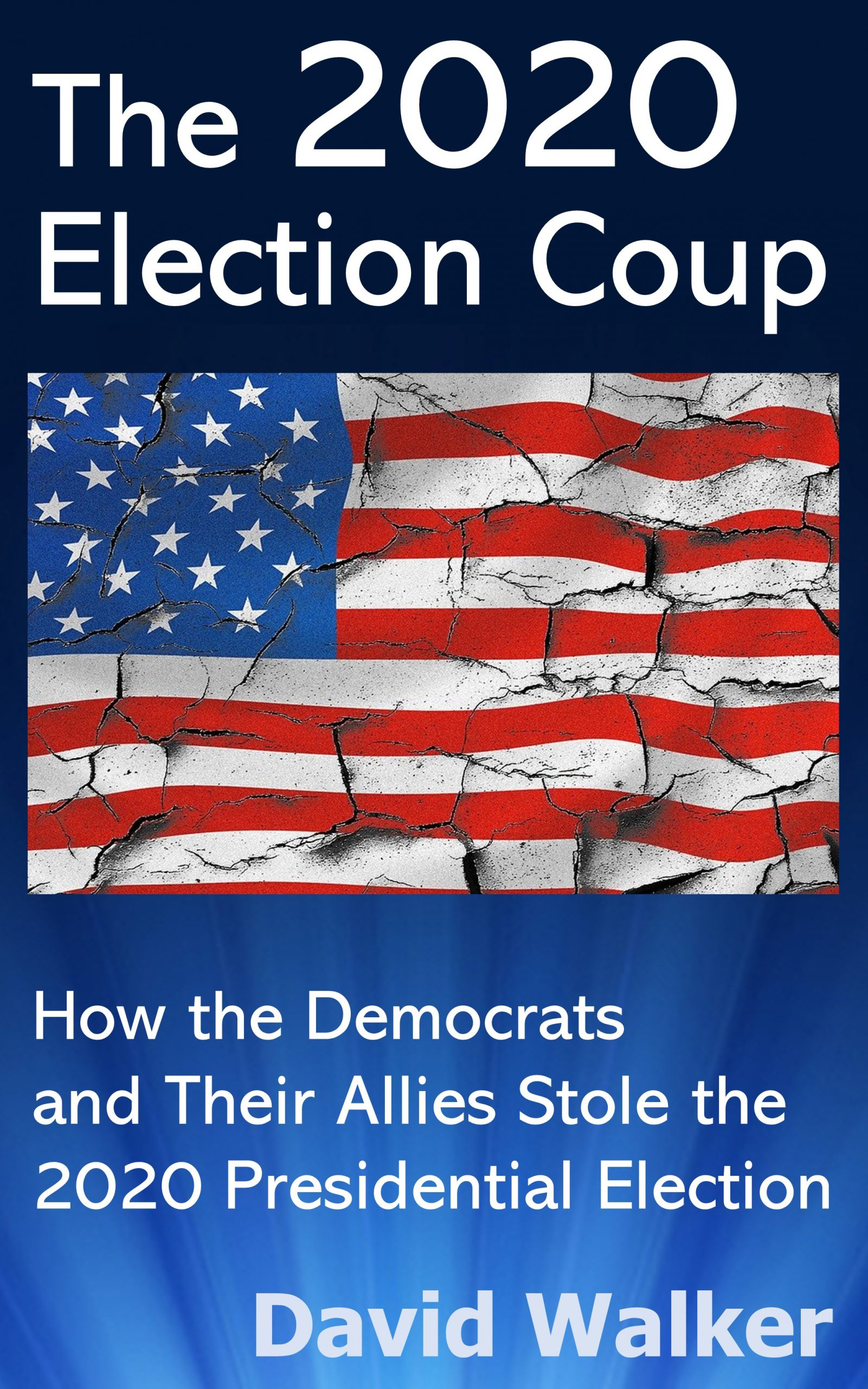 2020 Election Coup Book Cover