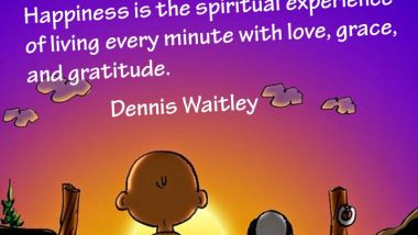 Dennis Waitley on Happiness