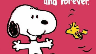 I love you - Snoopy