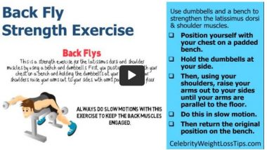 Back Fly Strength Exercises