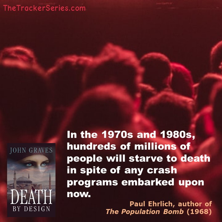 Paul Ehrlich on Hundreds of Millions Dying